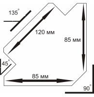 Магнитный фиксатор 25LBS