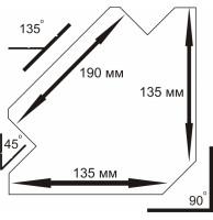 Магнитный фиксатор 75LBS