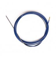 Канал направляющий 3,5 м синий под проволоку 0,8–1,0 мм