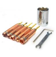 Аппарат для точечной сварки со шпилевым пистолетом AURORA SHOOT M10