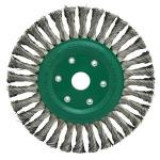 Щетка дисковая по нержавеющей стали 125/22,2 (Klingspor)