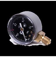 Манометр Ацетиленовый 4,0 МПа, диам. 50 мм Krass