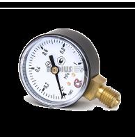 Манометр Газовый 1,0 МПа, диам. 50 мм Krass