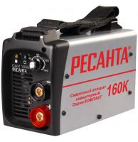 Сварочный инвертор для ручной дуговой сварки  «РЕСАНТА» САИ 160К (компактный)