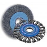 Щетка для УШМ дисковая плетёная 125 х 13 х 28 х 22,2 RinG