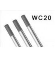 Вольфрам. электрод WC20 2.4х175 мм (серый)