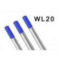 Вольфрам. электрод WL20 3.0х175 мм (синий)