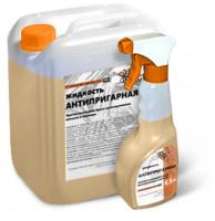 Жидкость против прилипания брызг металла  канистра ХИМКОД 5 л
