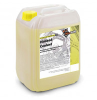Охлаждающая жидкость Himkod Coolant на основе деионизированной воды канистра 10л