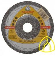 Круг отрезной A 46 N Supra 125х2,5х22.23 (Klingspor)