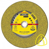 Круг отрезной A 24 EXTRA по металлу 150х2,5х22.23 (Klingspor)