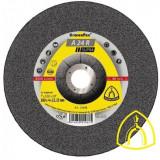 Круг зачистной A 24 R SUPRA по стали 125х6х22.23 (Klingspor)
