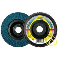 Круг лепестковый прямой SMT 325 EXTRA 125х22,23 P60 (Klingspor)