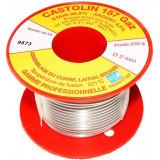 Припой для мягкой пайки Castolin 157 на катушке д.2,0 мм по 250 гр.