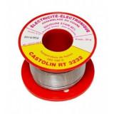 Припой для мягкой пайки  Castolin RT 3232, д.0,8 мм упак.50 гр.