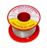 Припой для мягкой пайки Castolin RT 3232, д.1,0 мм упак.100 гр.