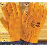 Перчатки спилковые СИБИРЬ
