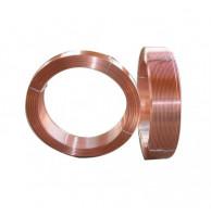 Сварочная проволока для автоматической сварки под слоем флюса ЕМ12 (Св 08ГА) 4.0мм х 25кг