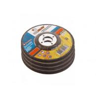 Зачистной круг по металлу 230X6,0x22,2 Луга