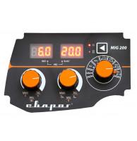 Сварочный полуавтомат Сварог PRO MIG 200 SYNERGY (N229)